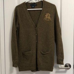 Boyfriend fit Sweater. Ralph Lauren